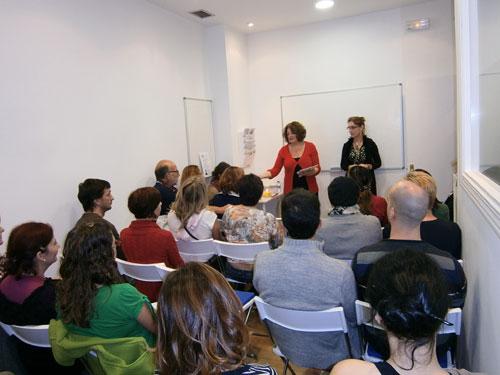 Conferencia Amparo Ovejero
